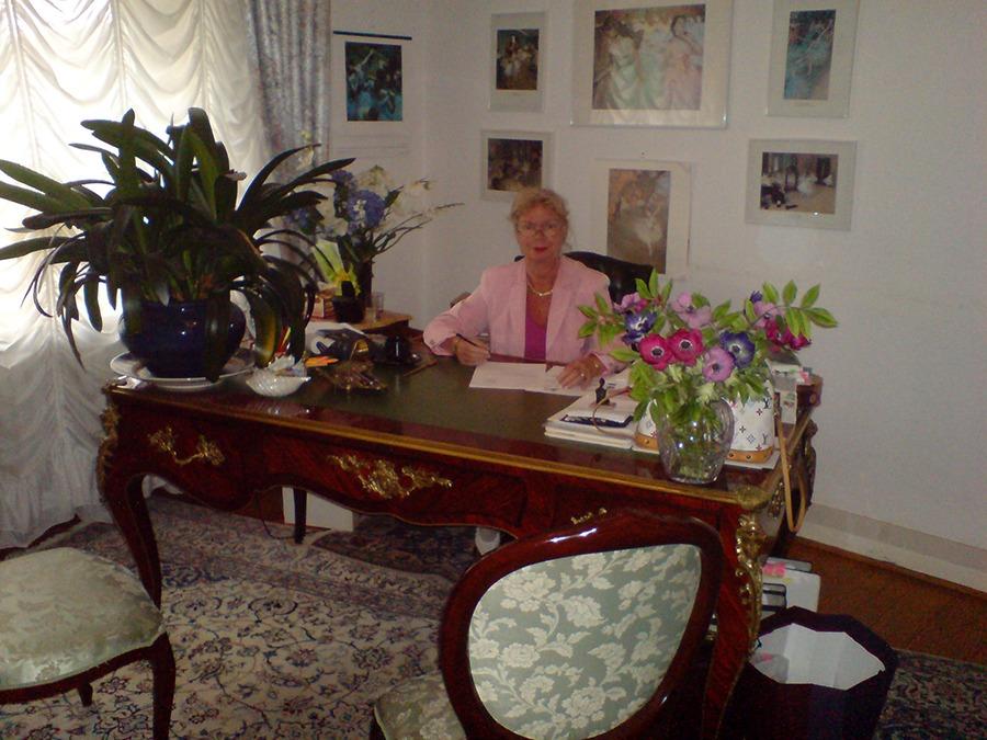 Steuerberaterin Dipl-Kfm. Ingrid Reichertz